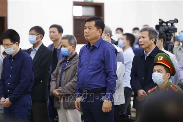 Affaire du projet d'ethanol de Phu Tho: Dinh La Thang condamne a 11 ans de prison hinh anh 2