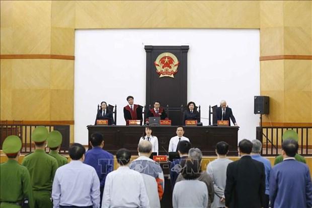 Affaire du projet d'ethanol de Phu Tho: Dinh La Thang condamne a 11 ans de prison hinh anh 1