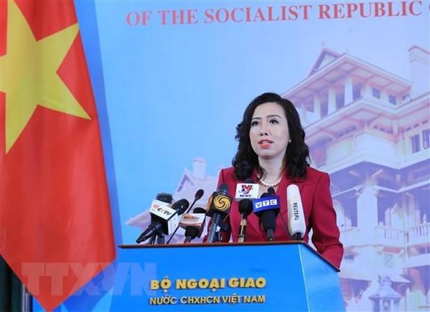 Le Vietnam demande a la Chine de cesser de violer sa souverainete en Mer Orientale hinh anh 1