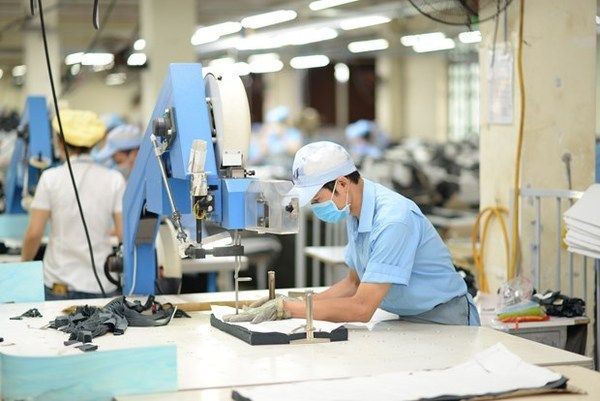 L'industrie textile vietnamienne lutte contre la pandemie avec les EPI hinh anh 1
