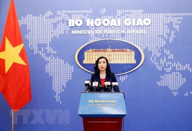 Le Vietnam demande de respecter sa souverainete sur Hoang Sa, Truong Sa hinh anh 1