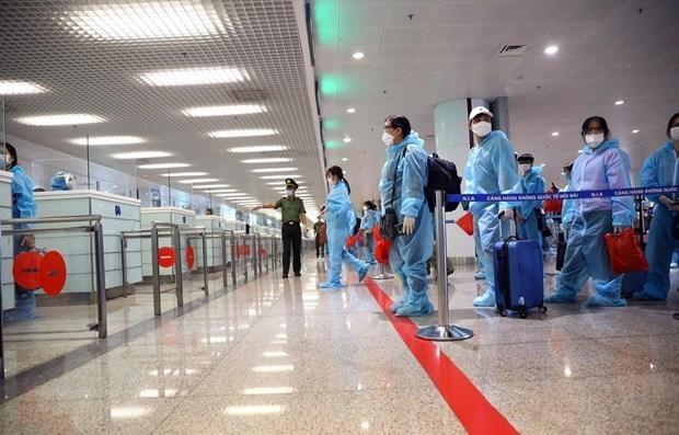 COVID-19 : le Vietnam n'a pas reglementations sur l'entree des personnes vaccinees hinh anh 1