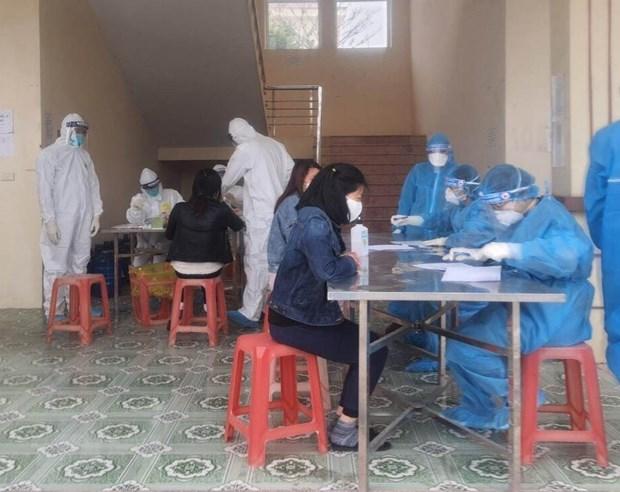 Le Vietnam recense neuf nouveaux cas de Covid-19 hinh anh 1