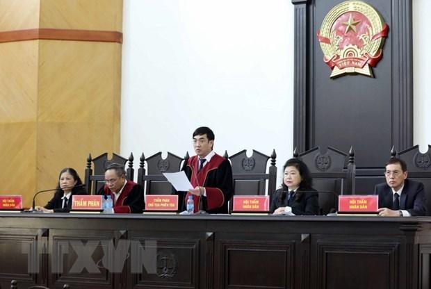 Affaire de TISCO : le Tribunal de Hanoi rend son jugement hinh anh 1