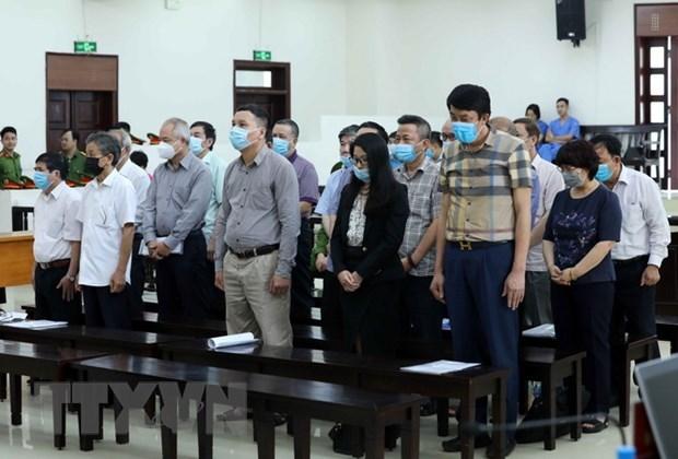 Affaire de TISCO : le Tribunal de Hanoi rend son jugement hinh anh 2