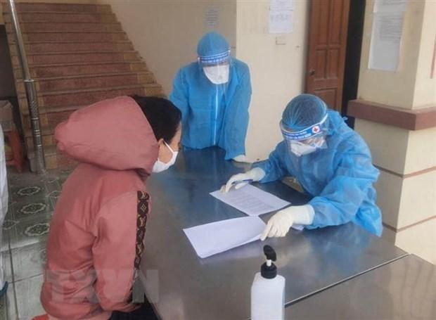 COVID-19 : cinq nouveaux cas importes detectes hinh anh 1