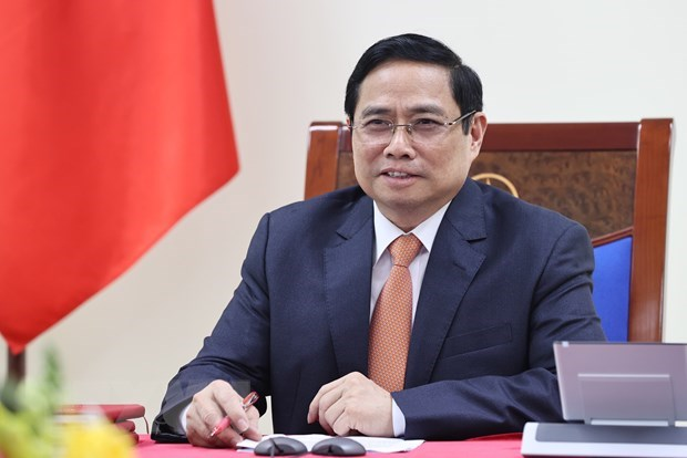 Le PM Pham Minh Chinh va assister a une prochaine reunion de l'ASEAN hinh anh 1