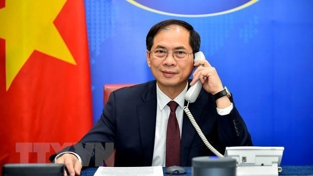 Le Vietnam et l'Ethiopie promeuvent des relations pour la paix et la cooperation hinh anh 1