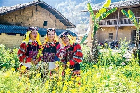 Escapade au village de Lo Lo Chai, dans l'extreme Nord hinh anh 3
