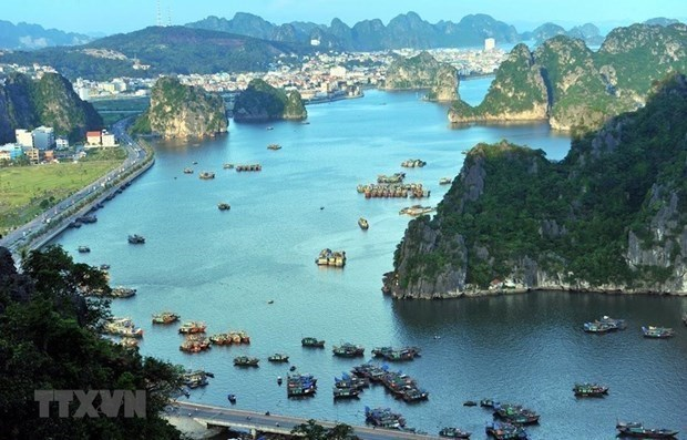 Les 11 sites touristiques les plus visites du Vietnam selon DPA hinh anh 1