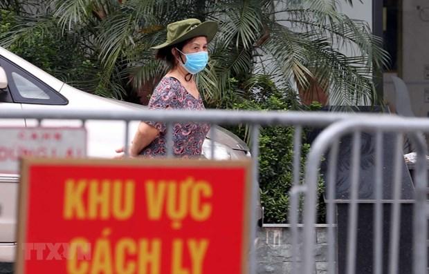 Covid-19 : Le Vietnam enregistre 20 nouveaux cas, dont 12 exogenes hinh anh 1