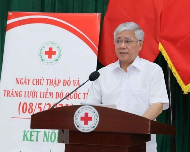 Lancement du Mois humanitaire 2021 hinh anh 1