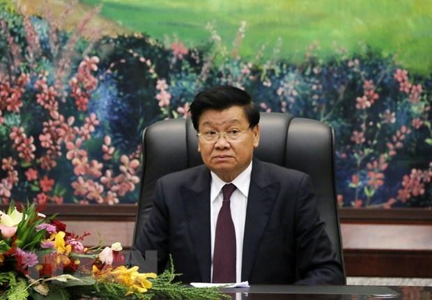 COVID-19 : remerciements du Laos pour l'aide du Vietnam hinh anh 1
