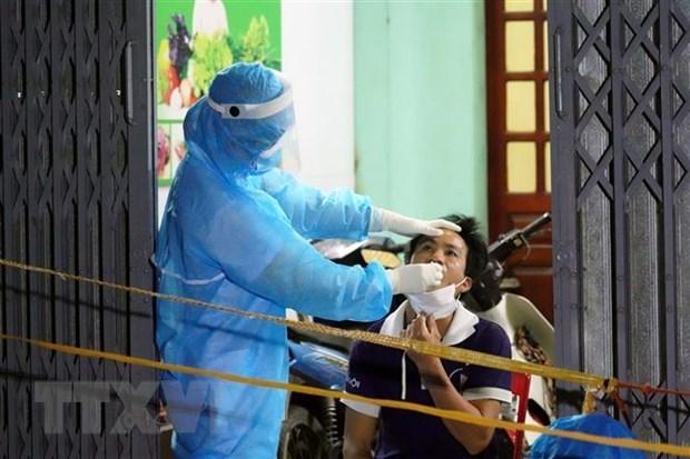 Le Vietnam recense 57 cas de Covid-19 dimanche 16 mai au soir hinh anh 1