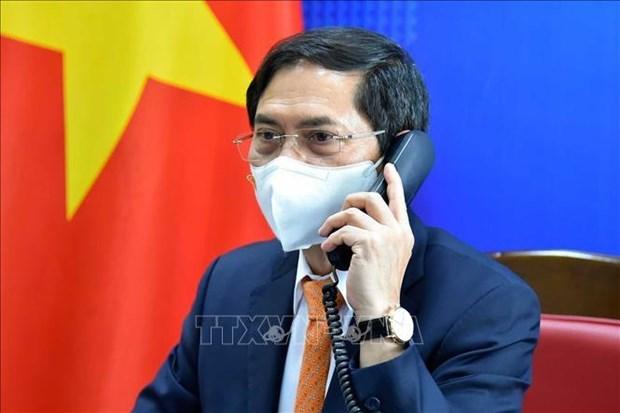 Vietnam et Thailande renforcement la cooperation dans differents secteurs hinh anh 1