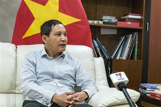 L'ambassade du Vietnam en Israel privilegie la protection des citoyens hinh anh 1