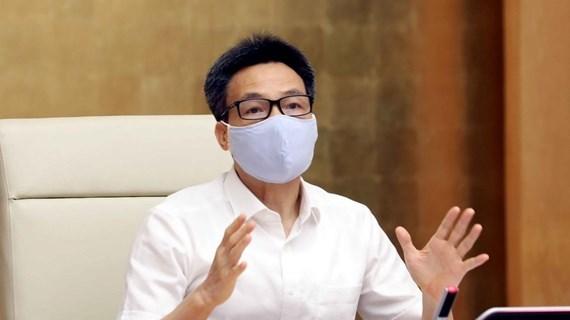 Aider a reprendre les operations des entreprises sans risque d'infection au Vietnam hinh anh 1