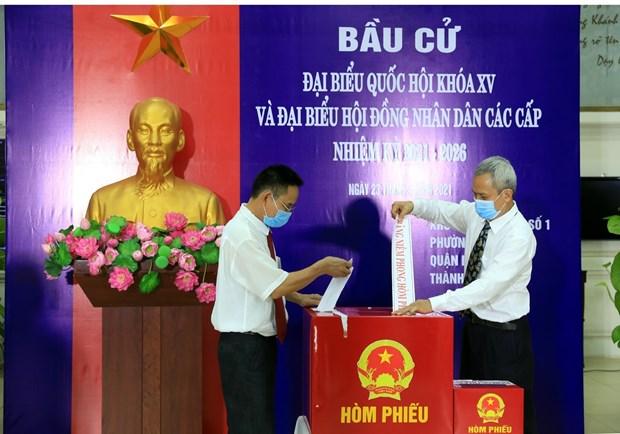 Le Vietnam est un point positif en termes de composition des deputes de l'Assemblee nationale hinh anh 2