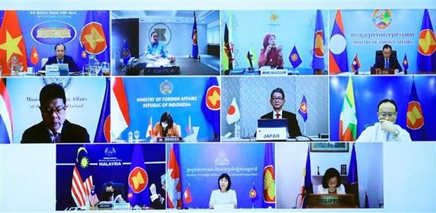 Le Vietnam au 36e Forum ASEAN - Japon hinh anh 1