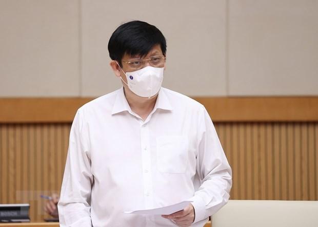 Le Vietnam decouvre un nouveau variant du coronavirus hinh anh 1
