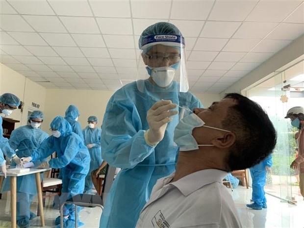 Ho Chi Minh-Ville doit se preparer au pire scenario de COVID-19 hinh anh 1