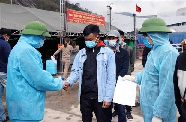Le Vietnam suspend l'entree pour les ressortissants de certains pays a risque hinh anh 1