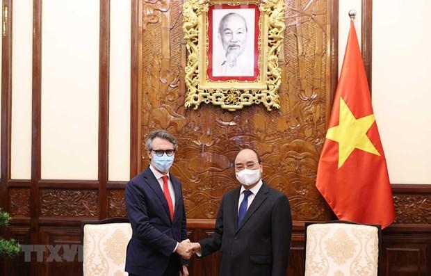 L'UE figure parmi les principaux partenaires importants du Vietnam hinh anh 1