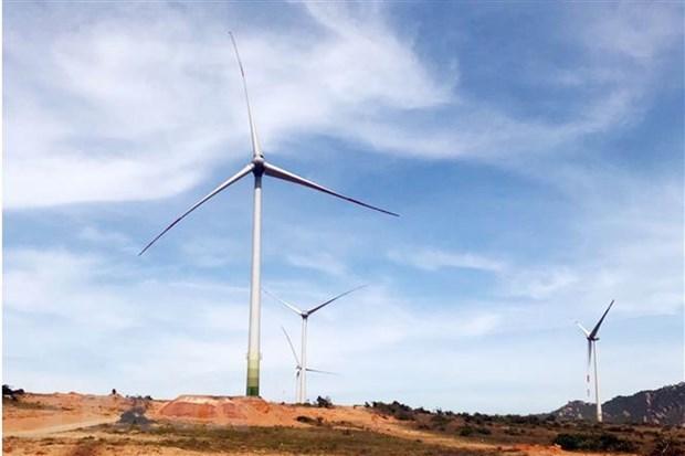 Energie eolienne : la BAD accorde un pret de 116 millions de dollars au Vietnam hinh anh 1