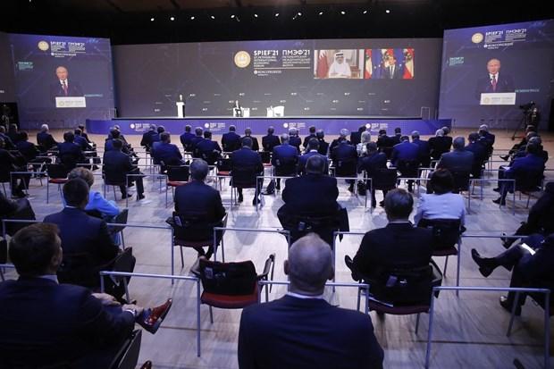 Le Vietnam participe a une table ronde sur les exportations de technologies et d'education de Russie hinh anh 1