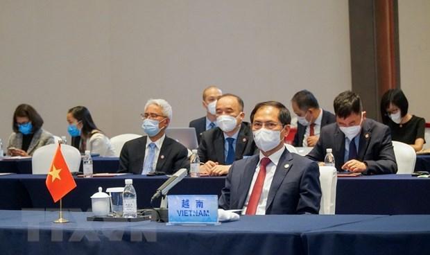 L'ASEAN et la Chine plaident pour la promotion de leur partenariat strategique hinh anh 2