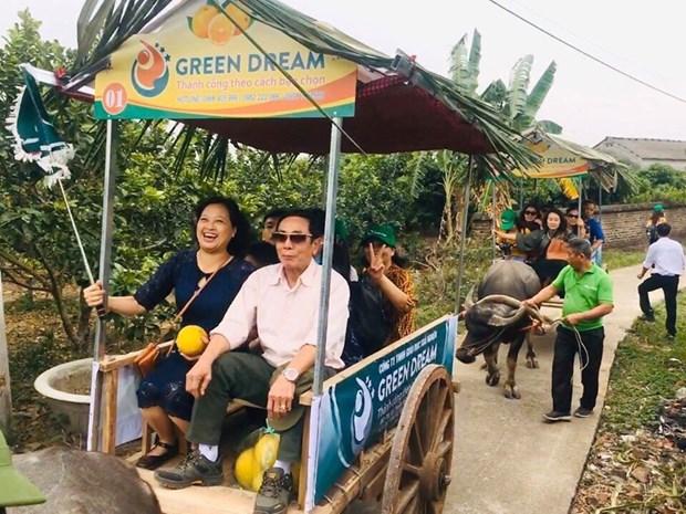 Comment Bac Giang allie tourisme et promotion des produits du terroir hinh anh 1