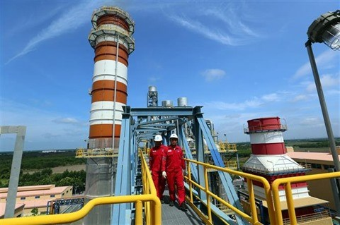 "Fitch confirme la note ""BB"" de PetroVietnam Power Corporation hinh anh 1"