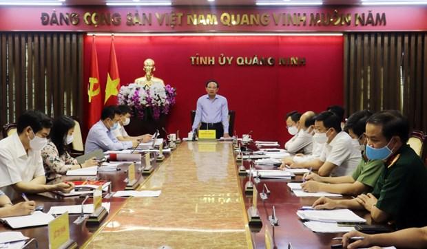Un mois sans nouveau cas de COVID-19, Quang Ninh permet la reouverture de certains services hinh anh 1