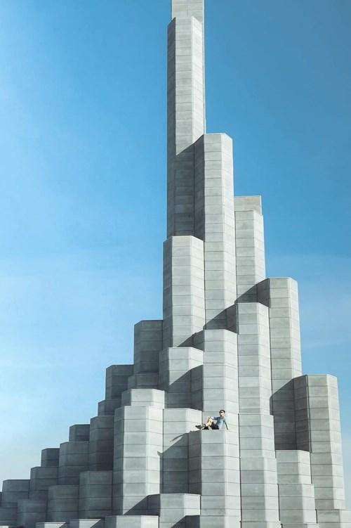 La tour Nghinh Phong, nouveau symbole du tourisme de Phu Yen hinh anh 3