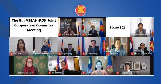 L'ASEAN et la Republique de Coree reaffirment leur engagement a approfondir leur partenariat hinh anh 1
