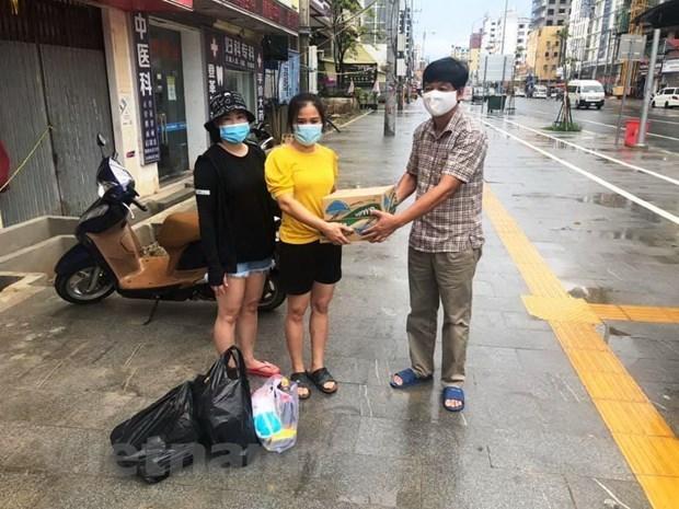 Suivre de pres la situation des personnes d'origine vietnamienne au Cambodge hinh anh 1