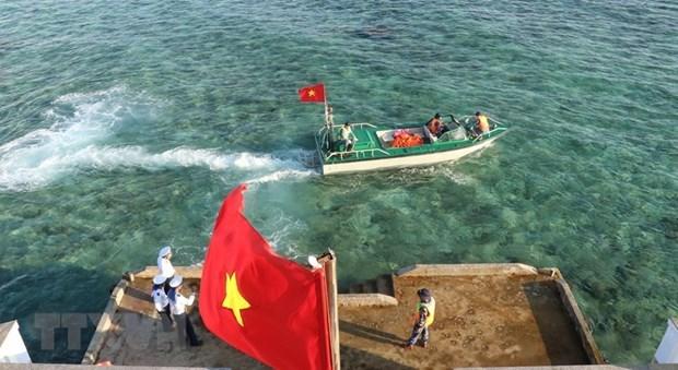 Le Vietnam s'oppose a tout acte portant atteinte a sa souverainete pour Truong Sa hinh anh 1