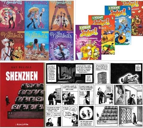 Les grands moments de la bande dessinee quebecoise exposes en ligne hinh anh 2