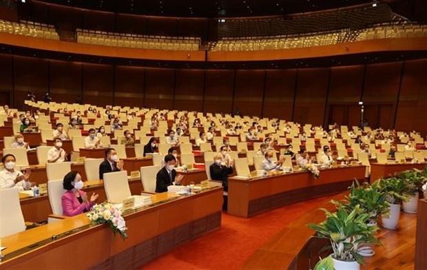 Contribuer a renforcer la confiance du peuple dans le Parti et l'Etat hinh anh 1