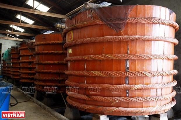 Le metier de producteur de nuoc mam a Phu Quoc reconnu patrimoine national hinh anh 1