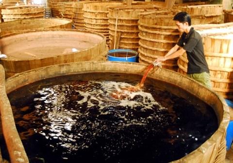 Le metier de producteur de nuoc mam a Phu Quoc reconnu patrimoine national hinh anh 2