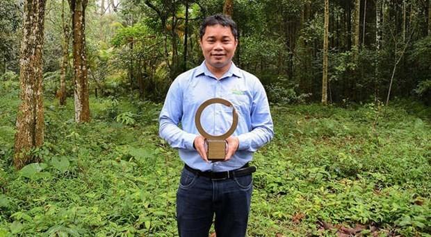 Environnement : un Vietnamien recoit le prestigieux prix Goldman hinh anh 1