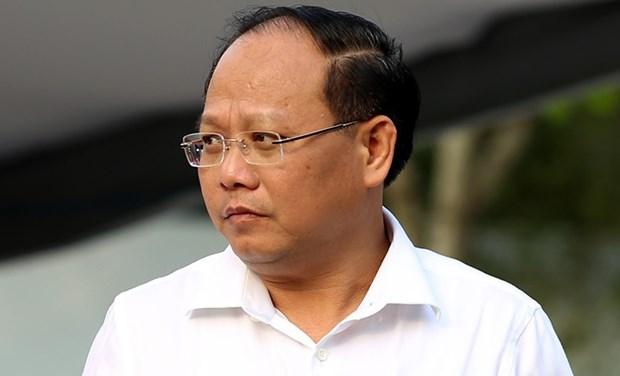 Un ancien responsable de Ho Chi Minh-Ville devant la justice hinh anh 1