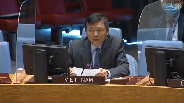 Le Vietnam continuera sa contribution aux activites de l'ONU au Soudan du Sud hinh anh 2