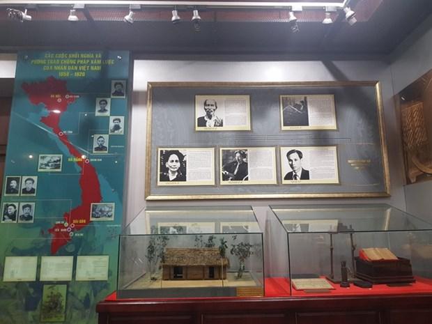 Du port de la Maison du Dragon au musee Ho Chi Minh hinh anh 1