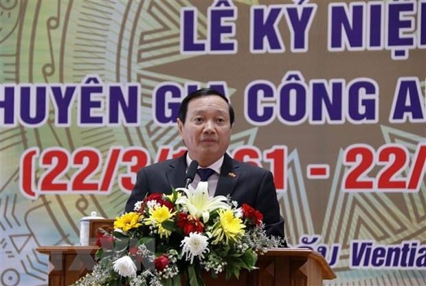 Une nouvelle page dans les relations d'amitie et de solidarite speciale Vietnam-Laos hinh anh 1