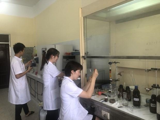 Le Vietnam developpe en laboratoire un medicament contre le Covid-19 hinh anh 1