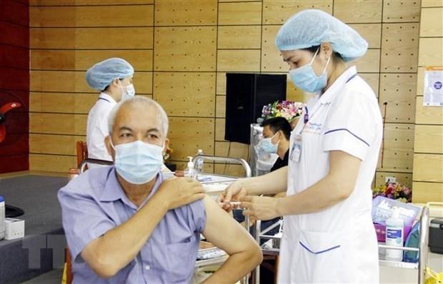 Le Vietnam vise l'immunite collective fin 2021 debut 2022 hinh anh 1