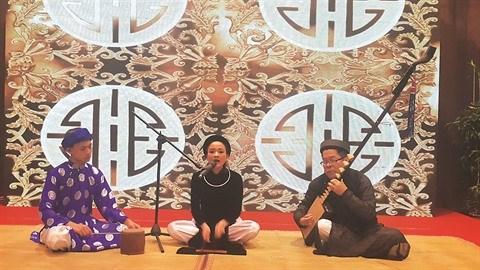 Hanoi promet un bel avenir au ca tru hinh anh 1