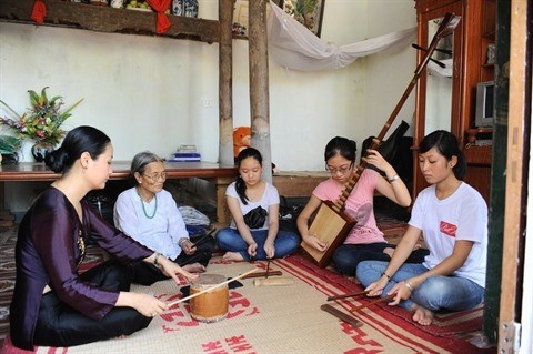 Hanoi promet un bel avenir au ca tru hinh anh 2